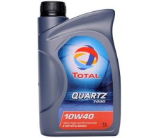 TOTAL QUARTZ 7000 1W40 1L