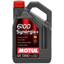 MOTUL SYNERGIE + 6100 10W40 4L