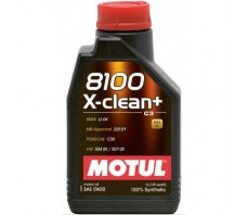 MOTUL 8100 X-CLEAN PLUS 5W30 1L