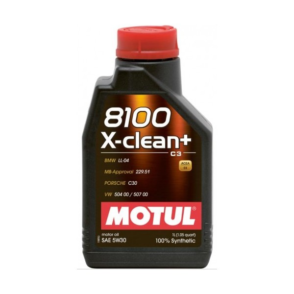 motul 8100 x clean plus 5w30 1l racingoil. Black Bedroom Furniture Sets. Home Design Ideas