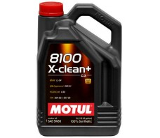 MOTUL 8100 X-CLEAN PLUS 5W30 5L