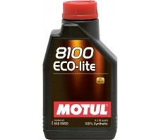 MOTUL 8100 ECO-LITE SAE 0W20 1L