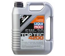 LIQUI MOLY 5W30 TOP TEC 4200 5L