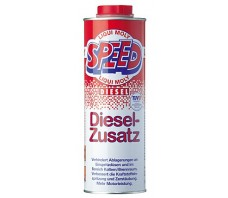 LIQUI MOLY 2663 SPEED DIESEL DODATEK DO PALIWA