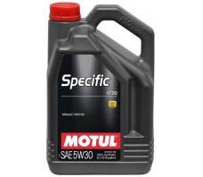 MOTUL SPECIFIC 0720 5W30 5L.