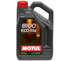 MOTUL 8100 ECO-LITE SAE 0W20 5L