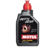 MOTUL MOTYLGEAR SAE 75W80 1L