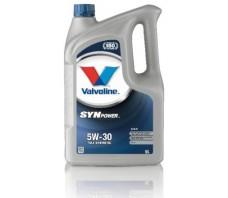 VALVOLINE SYNPOWER XL III 5W30 5L