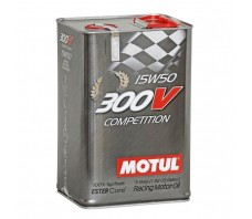 MOTUL COMPETITION 300V POWER 15W50 5L