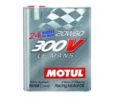 MOTUL LE MANS 300V RACING 20W60 2L
