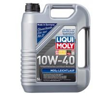 LIQUI MOLY MOS2 LEICHTLAUF 10W40 5L.