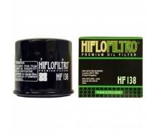 FILTR OLEJU HF138 HIFLOFILTRO