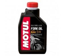 MOTUL FORK OIL 5W FACTORY LINE LIGHT 1L