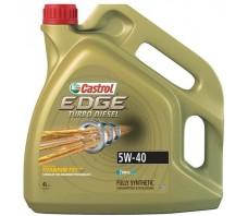 CASTROL EDGE FST TURBO DIESEL 5W40 4L
