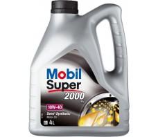 MOBIL SUPER 2000 10W40 4L