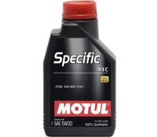 MOTUL SPECIFIC  913D FORD 1L.