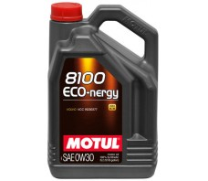 MOTUL 8100 ECO-NERGY 0W30 5L.