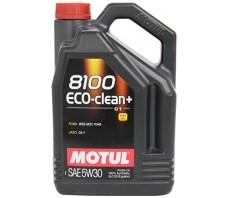 MOTUL 8100 ECO-CLEAN PLUS C1 5W30 51L