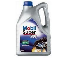 MOBIL SUPER 1000 DIESEL 15W40 5L